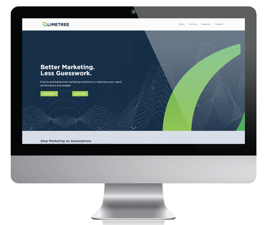 Limetree Web Content Project Case Study