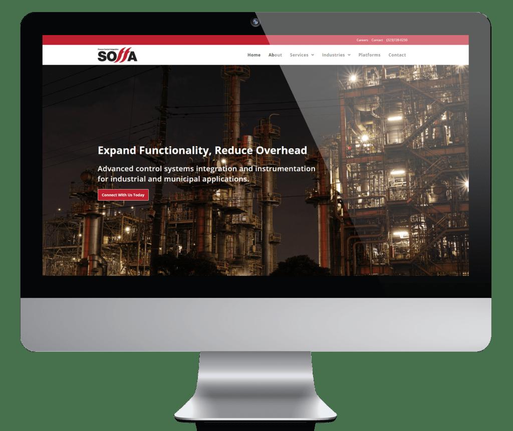 SOFFA Electric Web Content Project