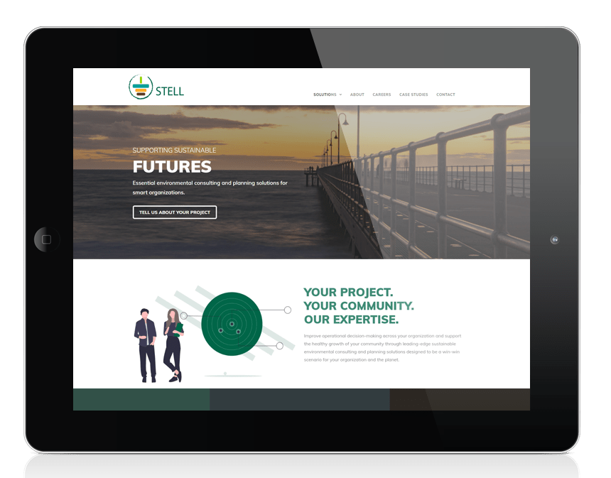 Stell Environmental Web Content Project